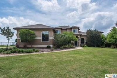 Garden Ridge Single Family Home Pending Take Backups: 8502 Tuscan Hills