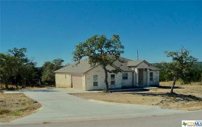 Canyon Lake Single Family Home For Sale: 614 Angelica Vista