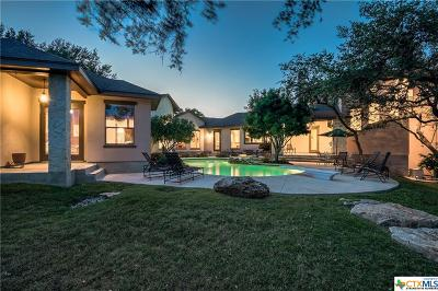Comal County Single Family Home For Sale: 4664 Purgatory Road