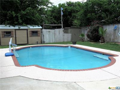 Temple TX Single Family Home For Sale: $145,000