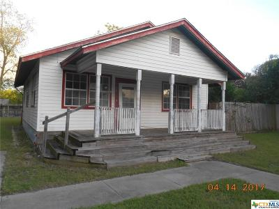 Temple Single Family Home For Sale: 909 12th Street