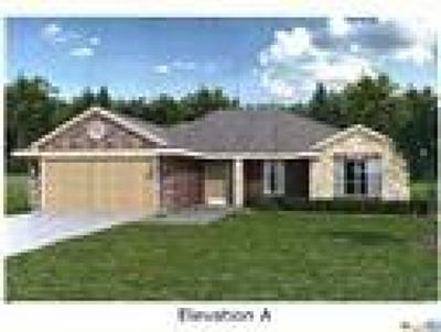 Belton Single Family Home For Sale: 2534 Valley Forge Dr