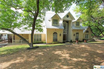 Salado Single Family Home For Sale: 8589 Mountain Drive