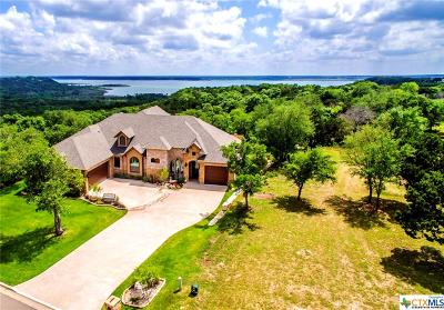 Belton Single Family Home For Sale: 2150 Balcones