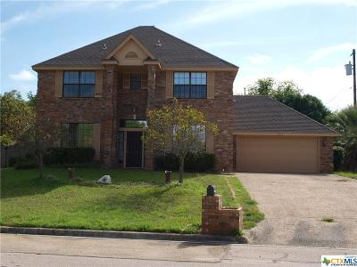 Harker Heights TX Single Family Home For Sale: $214,900