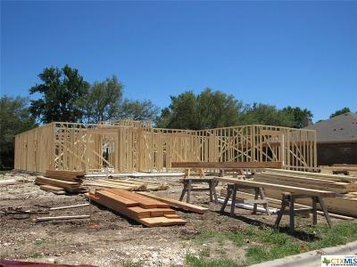 Harker Heights Single Family Home For Sale: 2023 Rustling Oak