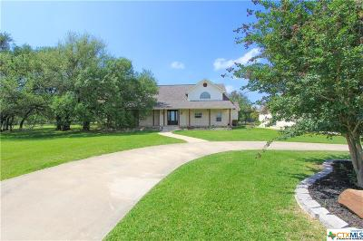 Salado Single Family Home For Sale: 1476 Long Meadow