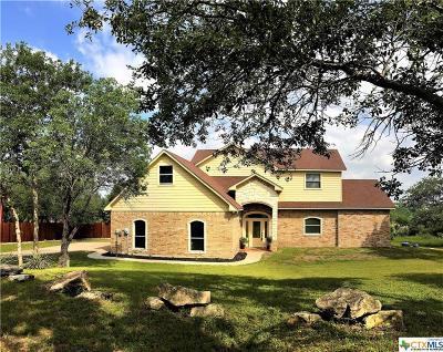 Belton Single Family Home For Sale: 5475 Denmans Mountain