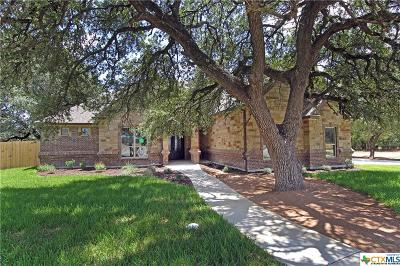 Bell County Single Family Home For Sale: 15 Cedro Circle