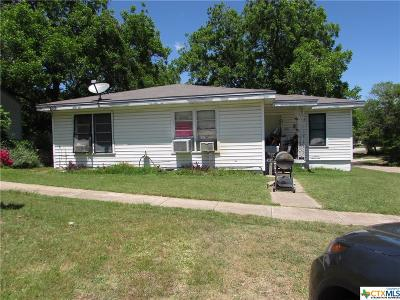 Moody Single Family Home For Sale: 300 9th Street