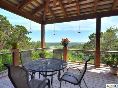Wimberley Single Family Home For Sale: 400 Bluffview