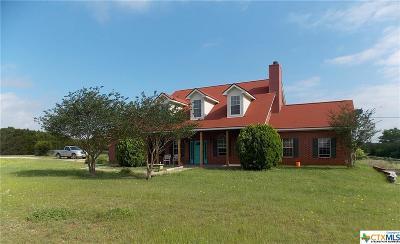 Salado Single Family Home For Sale: 5390 Fm 2484