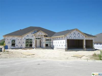 Harker Heights Single Family Home For Sale: 1210 Dark Wood