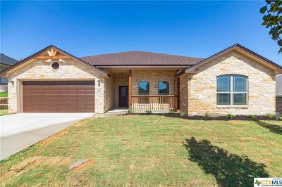 Harker Heights Single Family Home For Sale: 2525 Alpine Fir