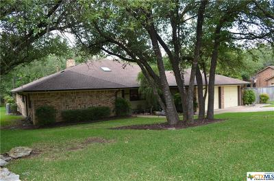 Belton TX Single Family Home For Sale: $284,900