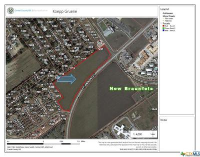 New Braunfels Residential Lots & Land For Sale: Gruene