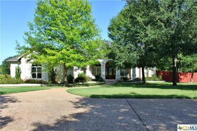 Belton Single Family Home For Sale: 2002 River Run