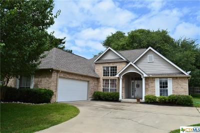 Belton Single Family Home For Sale: 710 Athens Cove