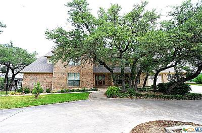 Belton Single Family Home For Sale: 3779 Canyon Heights