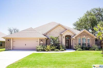 Belton TX Single Family Home For Sale: $291,000