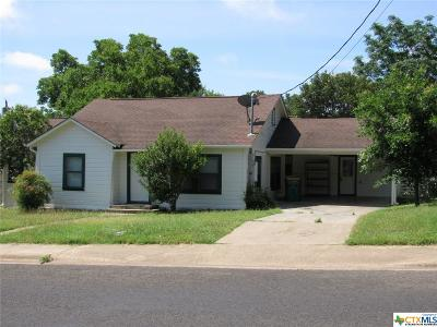 Belton Single Family Home For Sale: 625 13th Avenue