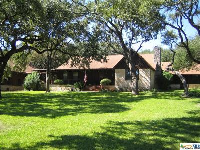 New Braunfels Single Family Home For Sale: 10942 Dedeke Drive