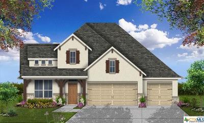 San Antonio Single Family Home For Sale: 28709 Coral Bark