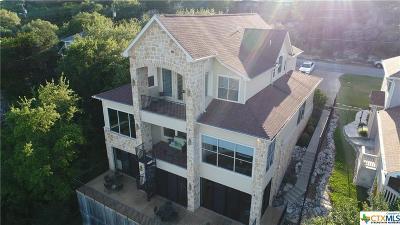 Canyon Lake Single Family Home For Sale: 1745 Lakeside