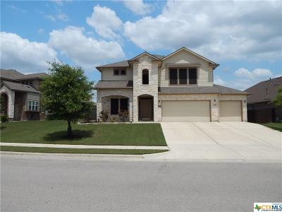 San Marcos Single Family Home For Sale: 706 Harwood