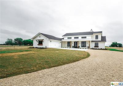 Temple Single Family Home Pending Take Backups: 4618 Cedar Creek Road