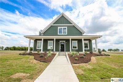 Temple Single Family Home For Sale: 4580 Cedar Creek Road