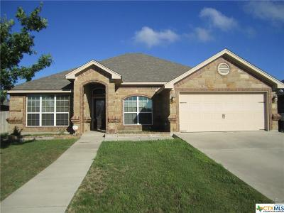 Temple Single Family Home For Sale: 4930 Sean Patrick Glen