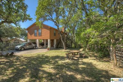 Canyon Lake Single Family Home For Sale: 1154 Stagecoach Drive