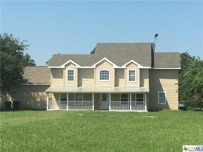 Seguin Single Family Home For Sale: 172 Saw Mill Road