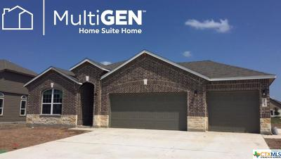New Braunfels Single Family Home For Sale: 324 Lillianite