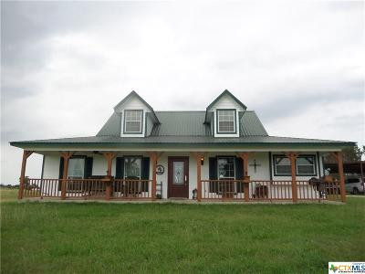 Temple Single Family Home For Sale: 3464 Fm 1237
