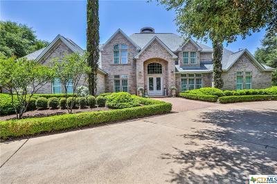 Temple Single Family Home For Sale: 3838 Pea Ridge Road