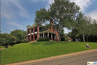 Temple Single Family Home For Sale: 3301 Chelsea Place