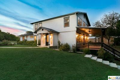 New Braunfels Single Family Home For Sale: 219 Shangrila