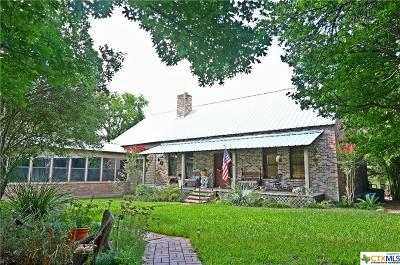 Belton Single Family Home For Sale: 48 Cliffside Circle