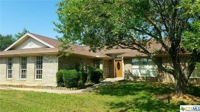 Belton Single Family Home For Sale: 2687 Curry Loop
