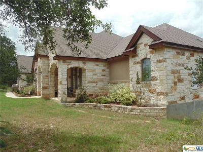 Hays County Single Family Home For Sale: 474 Moss Rose