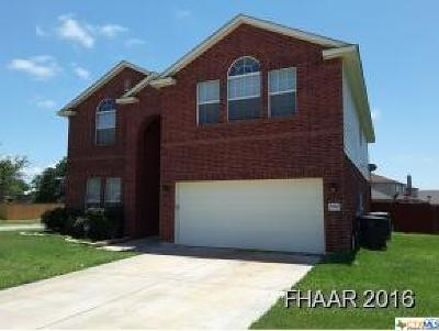 Killeen Single Family Home For Sale: 5700 Birmingham Drive