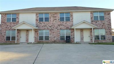 Killeen Multi Family Home Pending Take Backups: 4304 Mattie Drive