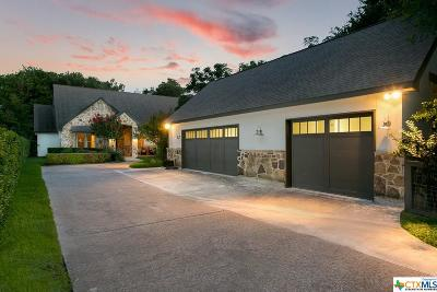 New Braunfels Single Family Home For Sale: 1316 Marys Cove