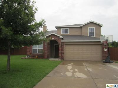 Temple TX Single Family Home Pending Take Backups: $169,500