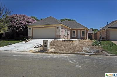 Bell County, Coryell County, Lampasas County Single Family Home For Sale: 3906 Whispering Oaks