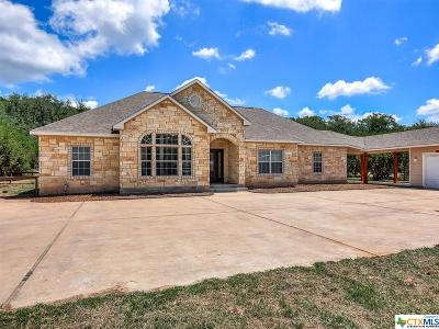Wimberley Single Family Home For Sale: 102 Mesquite