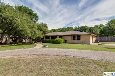 Salado Single Family Home For Sale: 1811 Indian Trail
