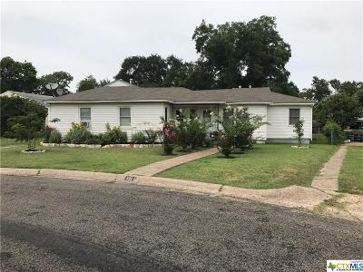 Belton Single Family Home For Sale: 131 Comay